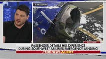 On Tuesday, Martha MacCallum presents an exclusive interview with one of the passengers of today's harrowing Southwest Airlines disaster. Then later, as news breaks of the passing of former first lady Barbara Bush, Martha speaks with close friends of the Bush family.