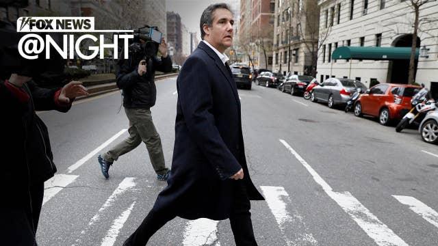 Fox News @ Night - Thursday, May 3