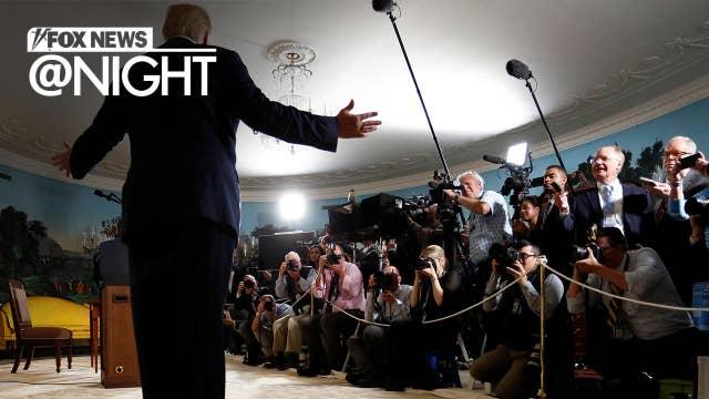 Fox News @ Night - Thursday, May 10