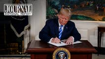 On Saturday, Paul Gigot covers President Trump announcing the United States will be exiting President Obama 2015 Iran Nuclear Accord, three Americans arrived home after being detained in North Korea, and finally the summit between President Trump and Kim Jong - UN is set for June, 12 in Singapore.