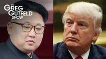 On Saturday, Greg Gutfeld talks about President Trump celebrates 500 days in office, President Trump and Kim Jong Un get ready to meet, Miss America ends swimsuit competition. His guest includes: Dean Cain, Joe Machi, Katherine Timpf, Tyrus.