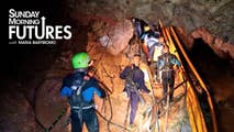 On Sunday, Blake Burman is in for Maria Bartiromo to cover four boys have now been rescued from the flooded cave in Northern Thailand. Thai officials say next operation to rescue boys from the flooded cave will commence in 10 to 12 hours. President Trump announces his Supreme Court pick tomorrow, and Trump heads to Europe Tuesday amid tensions with allies.