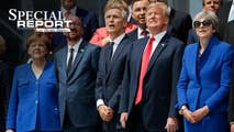 On Wednesday, the world reacts as President Trump brings tough love to a meeting of NATO allies demanding they pay their fair share for defense. Oklahoma Senator James Lankford joins the show to explain why Oklahomans are nervous about the tariffs and a political battle begins over Trump's SCOTUS nominee.