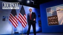 """On Saturday, Paul Gigot covers President Trump wrapping up contentious week of meeting with allies. Trump stated """"We left that meeting probably more unified and wealthier as a unit before"""". Also coverage on Senate Democrats outline strategy for Kavanaugh confirmation fight, Trump preps for Putin Summit, Peter Strzok rejects accusations of anti - Trump bias at house hearing, and 12 Russians intelligence officers indicted in Democratic National Commitee hacking."""