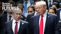 On Sunday, Maria talks about President Trump heading to Summit with Putin, Russian probe indictments, trade war intensifies, Kavahaugh confirmation hopes, Strzok's hearing. Her guest and panel includes: John Ratcliffe, Devin Nunes, Kevin Brady, Orrin Hatch, Charlie Hurt, Mary Kissel.