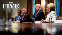 On Wednesday, The Five discuss how the media continue to criticize President Trump over the Trump-Putin Summit reactions. Plus, the table share opinions on the U.K.'s leading ethics counsel supporting the science of genetically modified babies and who would consider taking a trip to outer space.