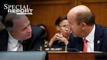 On Thursday, Bret speaks to 2020 Presidential Candidate Rep. John Delaney, D-MD about the state of the Democratic party, ICE, and his seek to find unity in politics. Also, countries in Europe plan to retaliate against U.S. tariffs and San Francisco is looking at allowing illegal immigrants the right to vote on the school board.