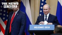 On Sunday, Brett Baier is in for Chris Wallace to cover widespread criticism of President Trump after his meeting with Vladimir Putin for siding with him, Trump has invited Putin to the White House for a follow up. FBI suspected Carter Page was recruited by Russian agents, and an exclusive interview with Russian President Vladimir Putin.