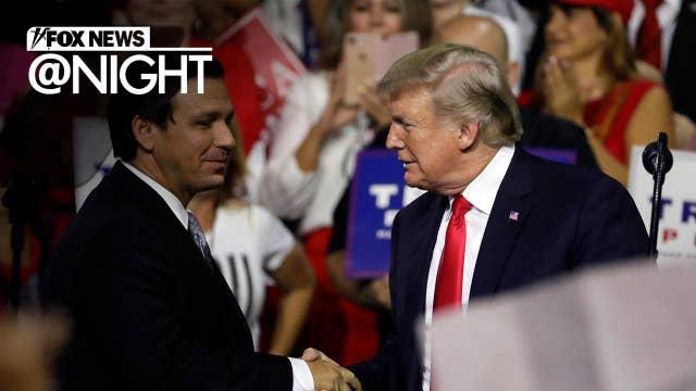 Fox News @ Night - Tuesday, July 31