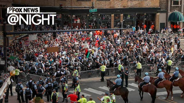 Fox News @ Night - Thursday, August 2