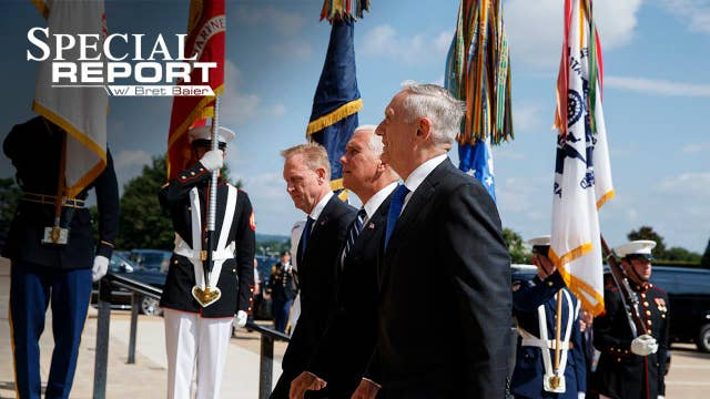 Special Report With Bret Baier – Thursday, August 9