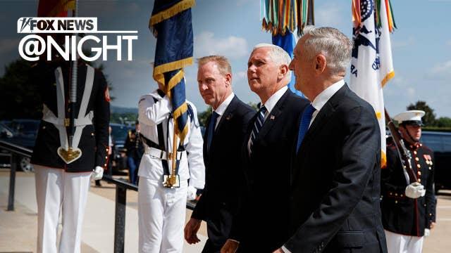 Fox News @ Night - Thursday, August 9