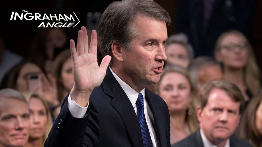 Laura Ingraham: I've known Kavanaugh for 25 years -- If this can happen to him, I tremble for our country