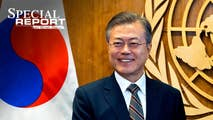 On Tuesday, Bret sits down with President Moon Jae-In of South Korea for his perspective on the situation in his home with North Korea and Kim Jung-Un, while President Trump touts Patriotism over Globalism in a United Nations speech today, and Bill Cosby is given 3-10 years in prison for his assault in 2004.