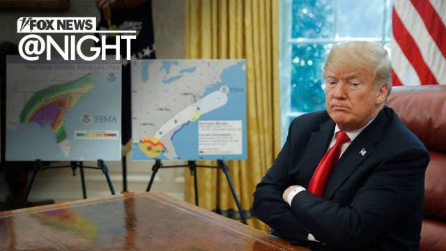 Fox News @ Night – Wednesday, October 10