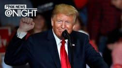 Fox News @ Night – Monday, November 5