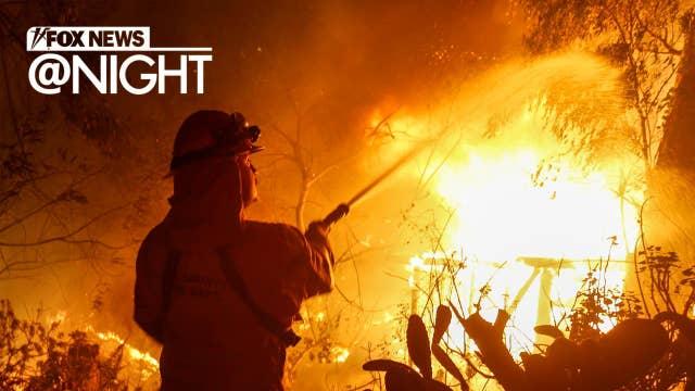 Fox News @ Night – Friday, November 9