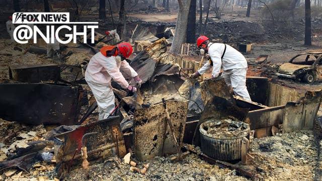 Fox News @ Night - Thursday, November 15