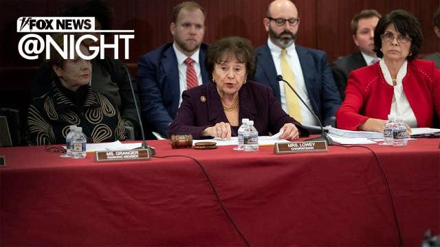 Fox News @ Night – Wednesday, January 30