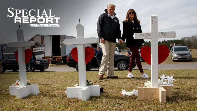 Special Report w/ Bret Baier - Friday, March 8