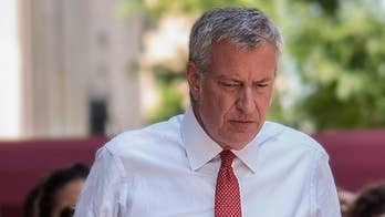De Blasio: 'We will tax the hell out of the wealthy'