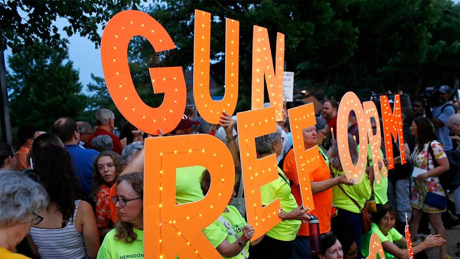 NRA crackup widens way for background check bill | Fox News