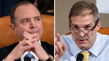 Schiff, Jordan trade barbs during impeachment deposition over who's on TV more