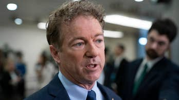 Rand Paul responds to YouTube blocking video of whistleblower mention: 'A chilling and disturbing day'