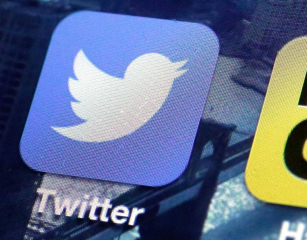 Twitter shares plunge as user growth slows