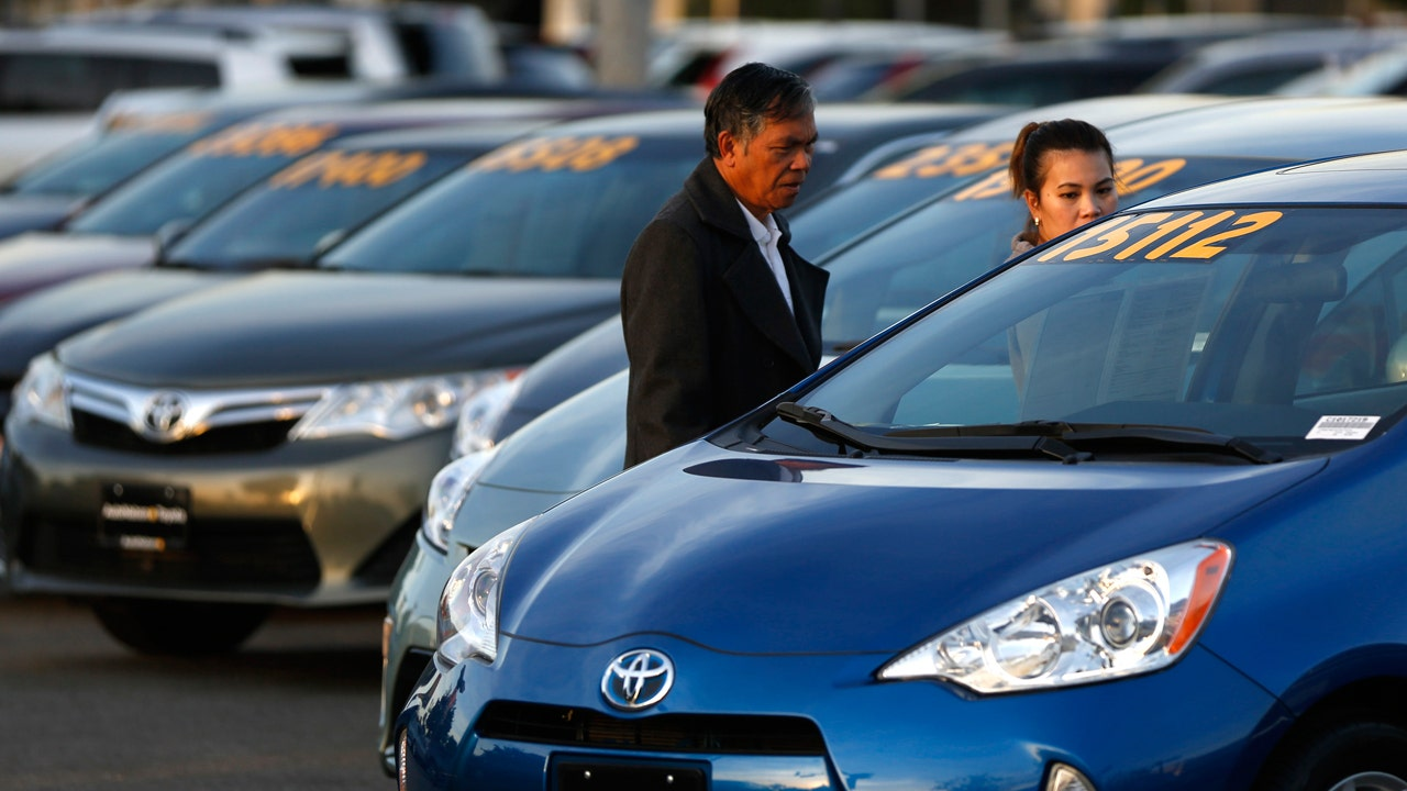 Used-car price index hits record high