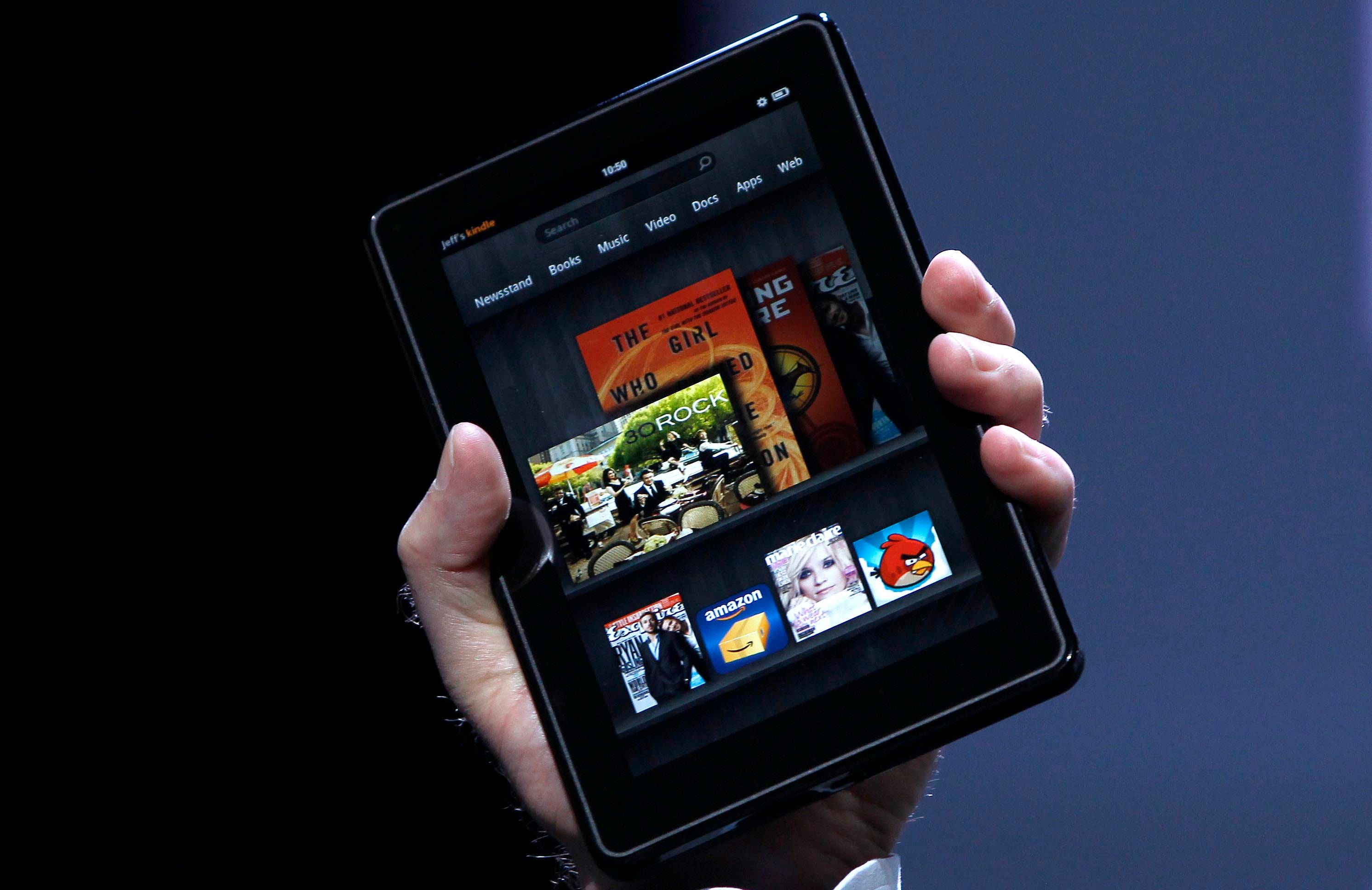 3 Major Improvements From Amazon's Kindle Fire Software Update | Fox