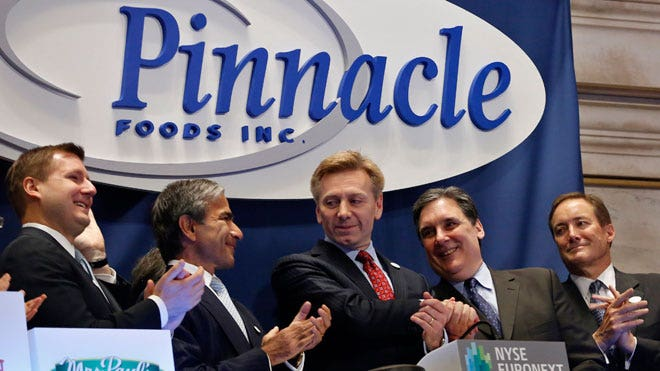 pinnacle foods ipo Pinnacle foods was founded in 1998 as vlasic foods international the company has grown through a series of acquisitions, including the company's largest in 2009 (bird's eye foods) here is a look.