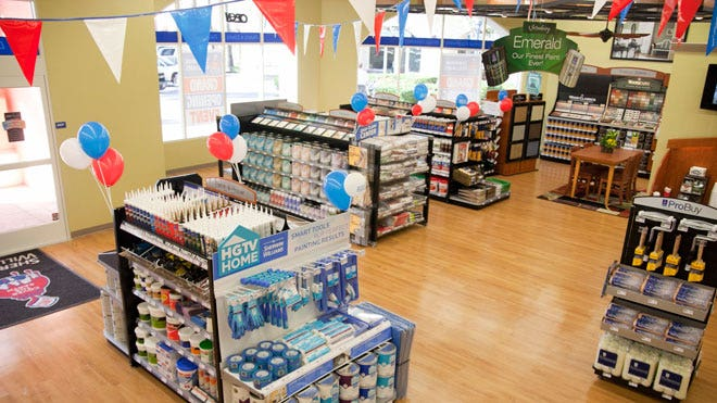 sherwin williams to buy paint rival valspar for 9 3b