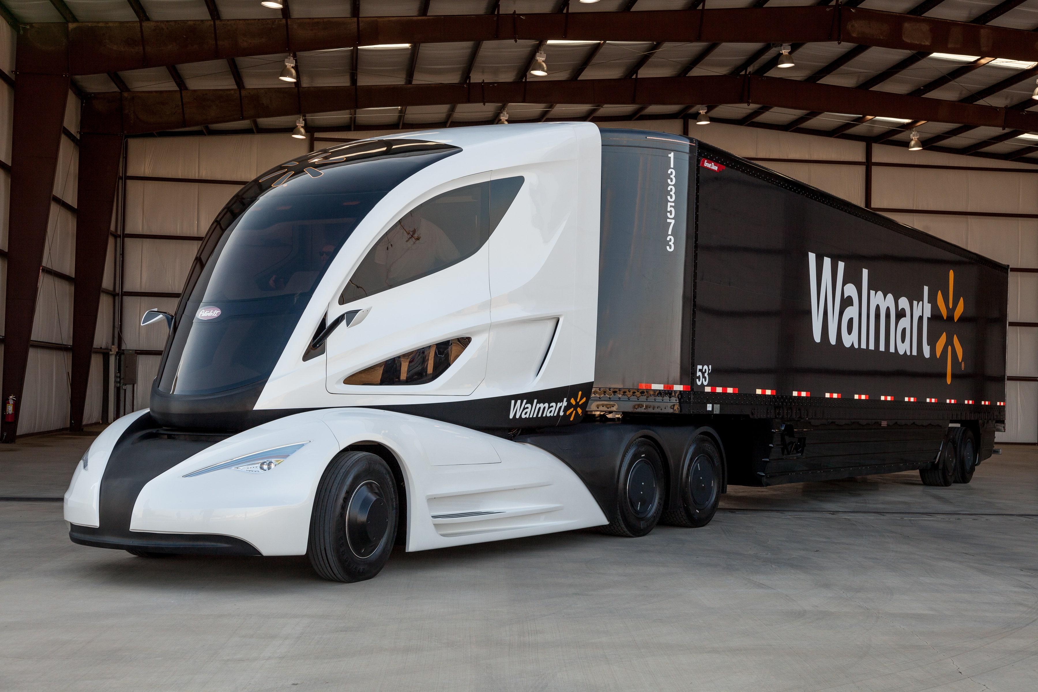 Wal Marts Future Fleet Of Transformers