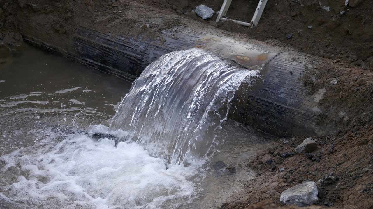 America S Water Infrastructure Is In Need Of A Major