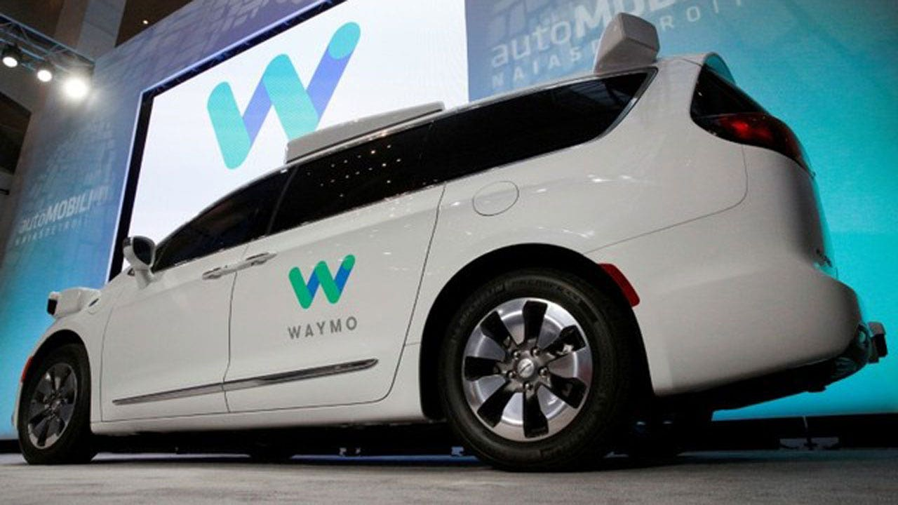 Waymo is the first company to win California's approval to test cars with no driver