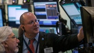 US stocks trending higher after positive remarks by Fed Chairman Powell to Congress Tuesday