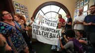 2 more GOP senators oppose health bill, killing it for now