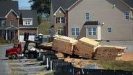 Homebuilder Stocks Take Hit