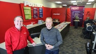 Entrepreneurs Turn Local Shipping Biz into International Franchise