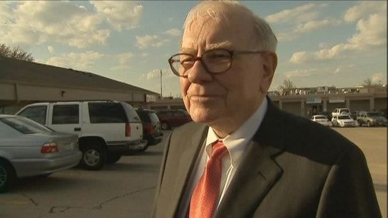 Warren Buffett to Fox Business: I'll Remain Silent on Wells Fargo for Now