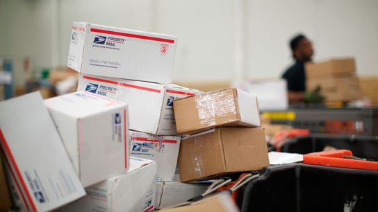 USPS blames financial instability on government