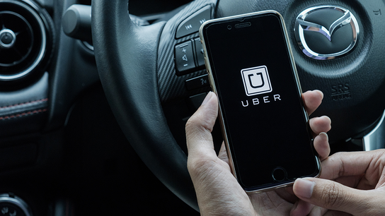 NYC terror suspect's Uber gig reignites concerns over safety of ride sharing