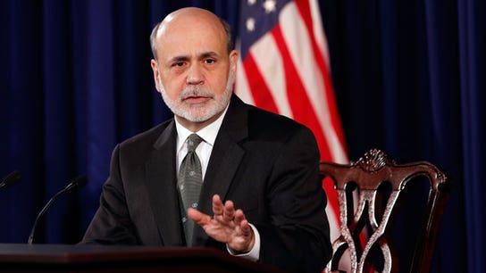 Man of Steel vs. Ben Bernanke