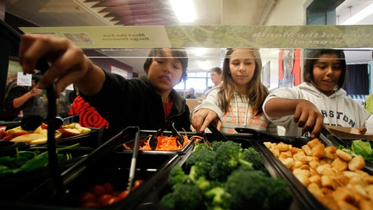 Can Your School Afford Healthier Cafeteria Food?