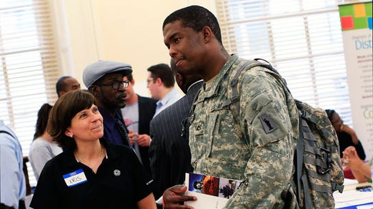 Job-Hunting Tips for Veterans