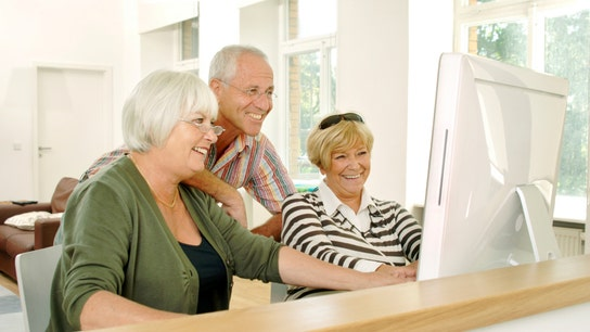 How Boomers, Seniors are Using the Internet
