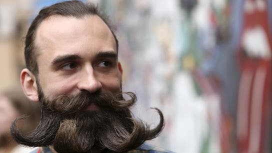 Cha-Ching: Why Beards Are in