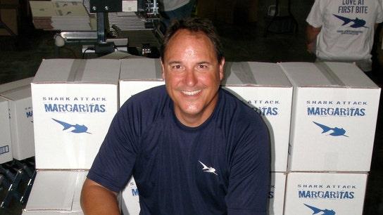 Shark Attack Margaritas Make Big Splash in Liquor Market