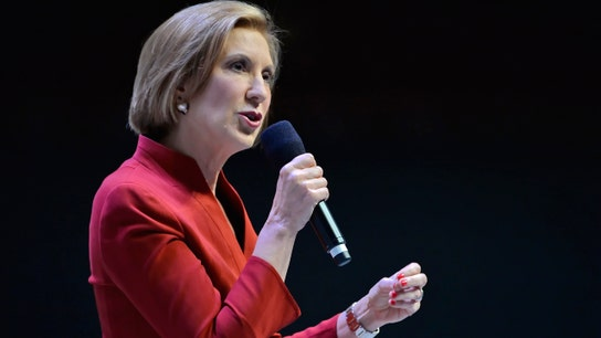 Trump has a chance of changing government's digital infrastructure: Carly Fiorina